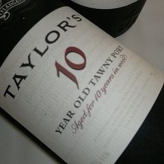 Port Taylor's 10 years Tawny