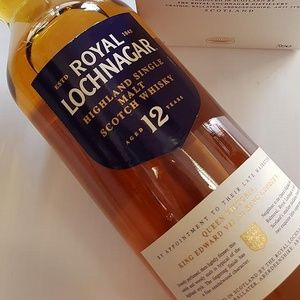 Whisky Royal Lochnagar 12 years
