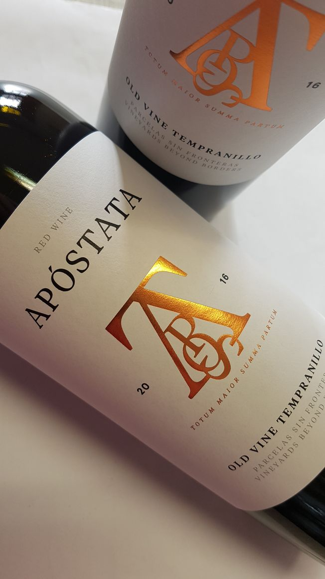 Apostata 2016, old wine