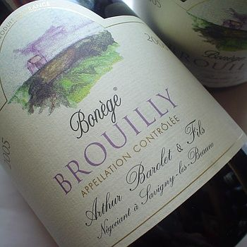 Brouilly 2013 Barolet